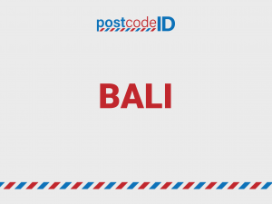 kode pos BALI