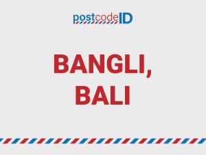 BANGLI BALI postcode