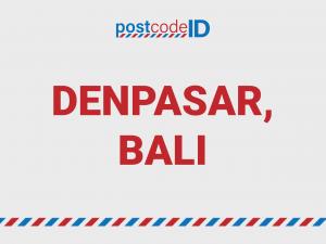DENPASAR postcode