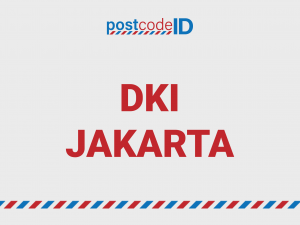 kode pos JAKARTA