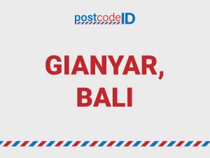 GIANYAR postcode