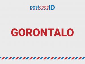 GORONTALO postcode