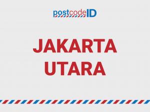 Kode pos Jakarta Utara