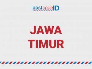 kode pos JAWA TIMUR
