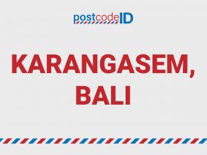 KARANGASEM postcode