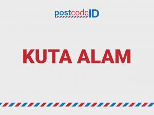 POSTCODE-KUTA-ALAM