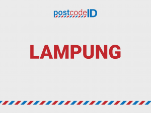 LAMPUNG postcode