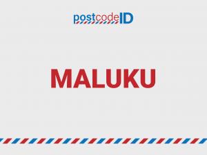MALUKU postcode