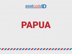 PAPUA postcode