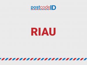 kode pos RIAU