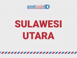 SULAWESI UTARA postcode