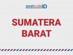 kode pos SUMATERA BARAT