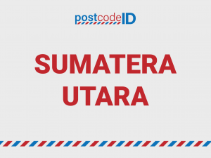 SUMATERA UTARA postcode
