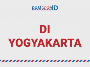 kode pos YOGYAKARTA